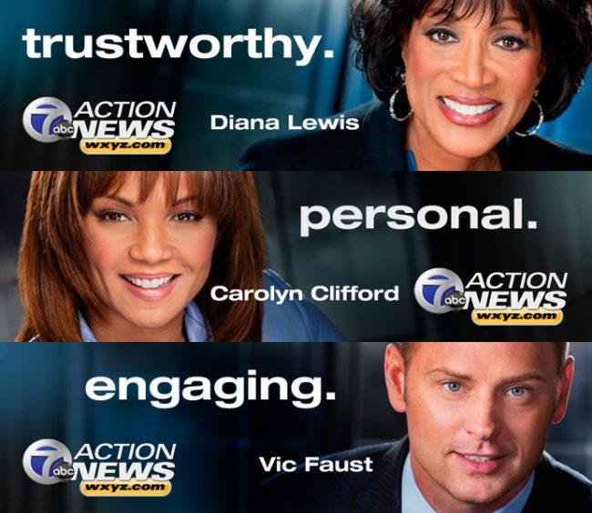 Diana Lewis Carolyn Clifford Vic Faust ABC 7 Action News WXYZ.com