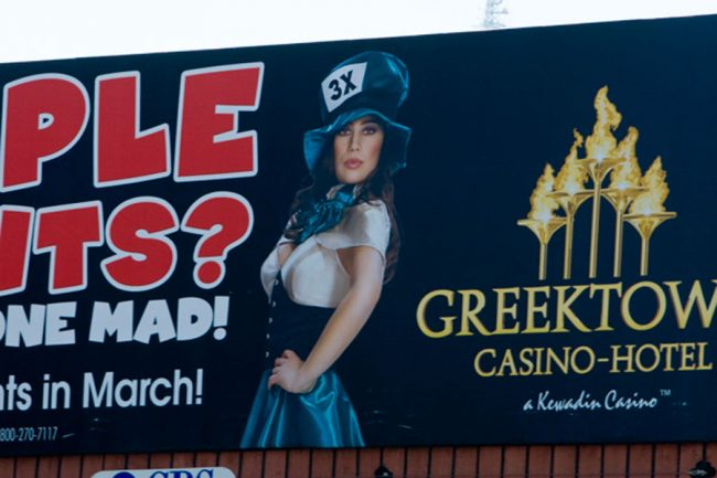 Greek Town Casino Detroit MI