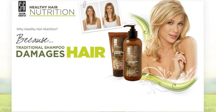 Salon Grafix International Product Campaign
