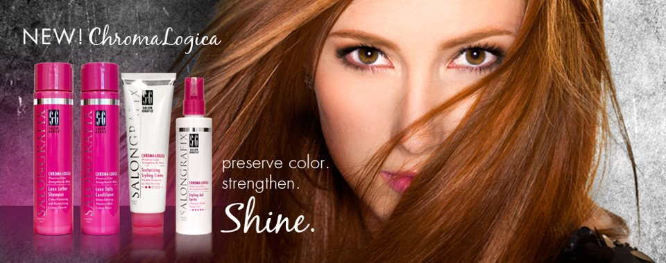 Salon Grafix International Product Campaign