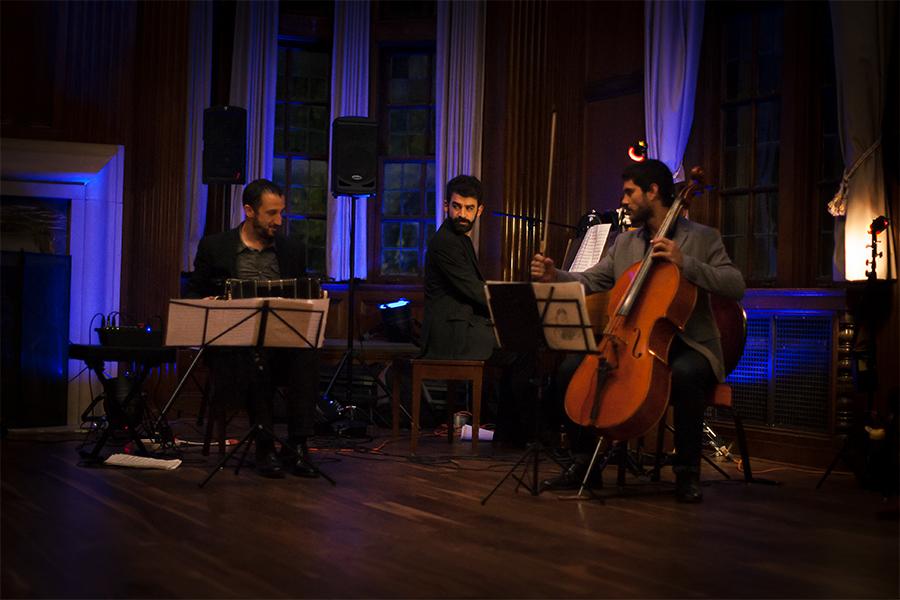 TRio de la Plata, Argentina/New York Ann Arbor MI Argentine Festival