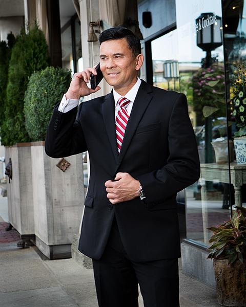 Enruique Geraldo Purchasing Finace Manager, Ford Motor Company