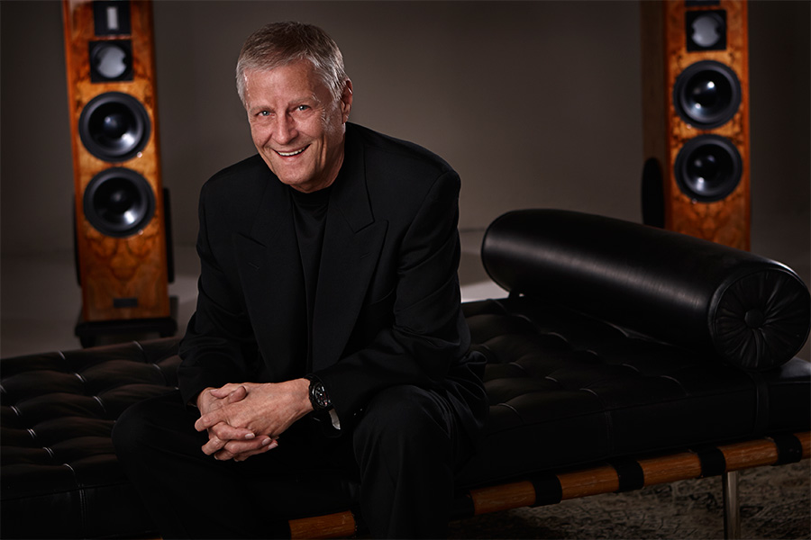 Jim Salk, owner Salk Sound